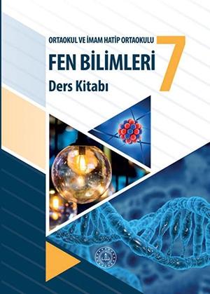 MEB - 7. Sınıf Fen Bilimleri Ders Kitabı - MEB Yayınları
