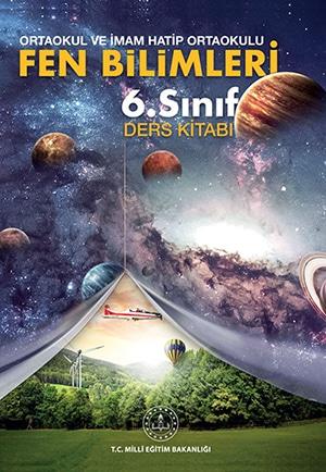 MEB - 6. Sınıf Fen Bilimleri Ders Kitabı - MEB Yayınları 2